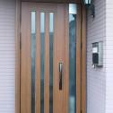 ドアリモ玄関ドアのリフォーム工事
